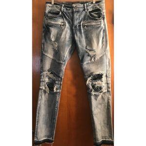 Men Embellish Jean